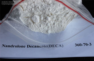 China Nd van Bodybuildingssteroïden Nandrolone Decanoate/Deca Durabolin voor de Mens leverancier
